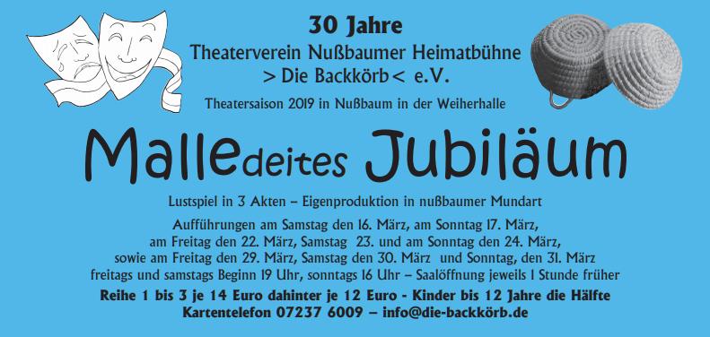 Theater Stück 2019